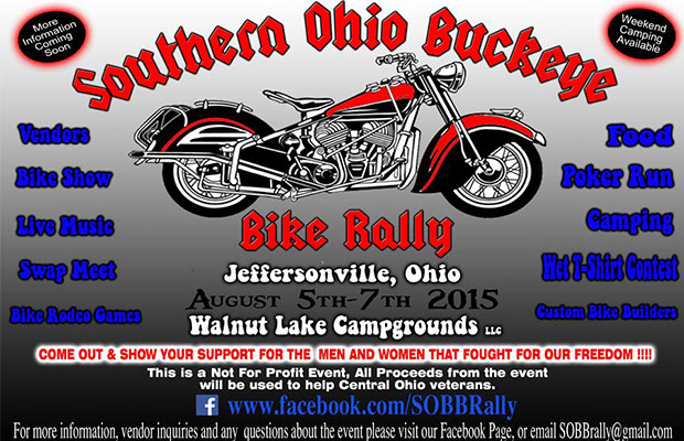 Southern Ohio Buckeye Bike Rally Qfm96