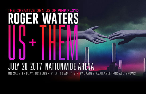 Roger Waters Us Them Tour July 20th 2017