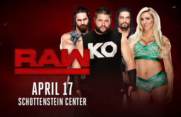 Wwe Monday Night Raw Returns To Columbus Qfm96