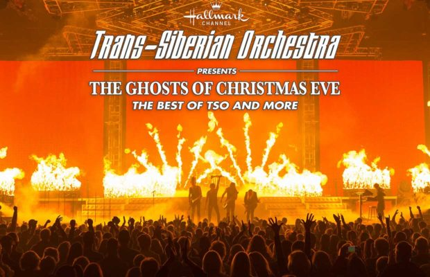 Trans-Siberian Orchestra's Winter Tour 2017 'The Ghosts of Christmas Eve' – 8