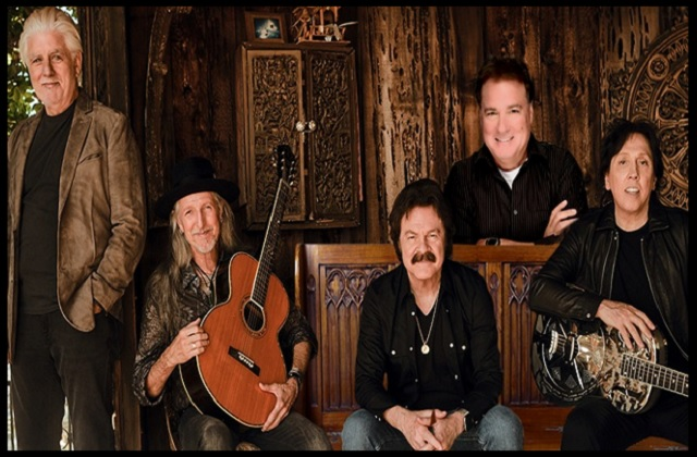 Doobie Brothers 50th Anniversary Tour Riverbend Music